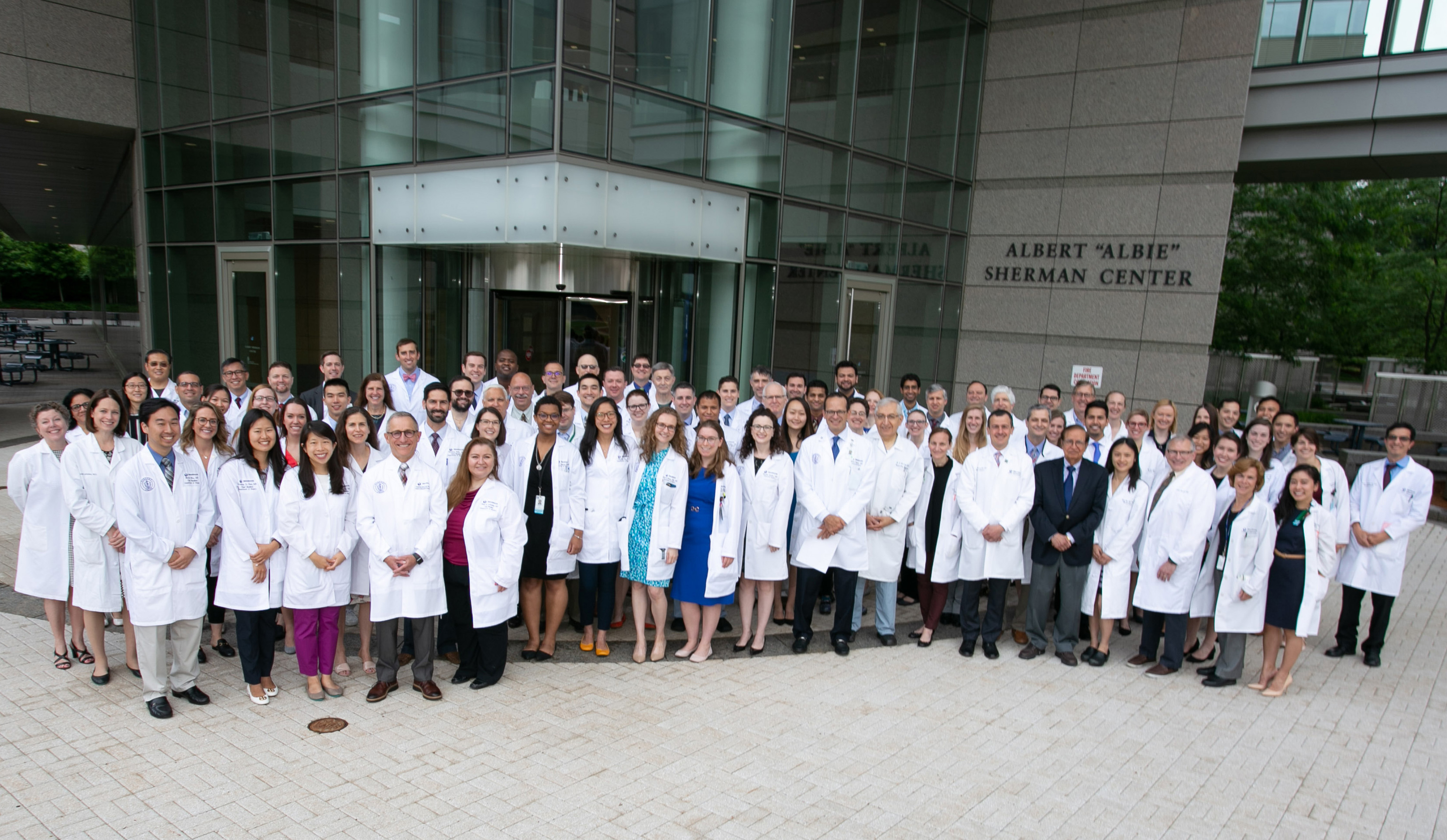 Photo of Department of Surgery 2019-2020