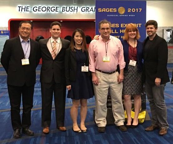Photo at SAGES 2017 Annual Conference