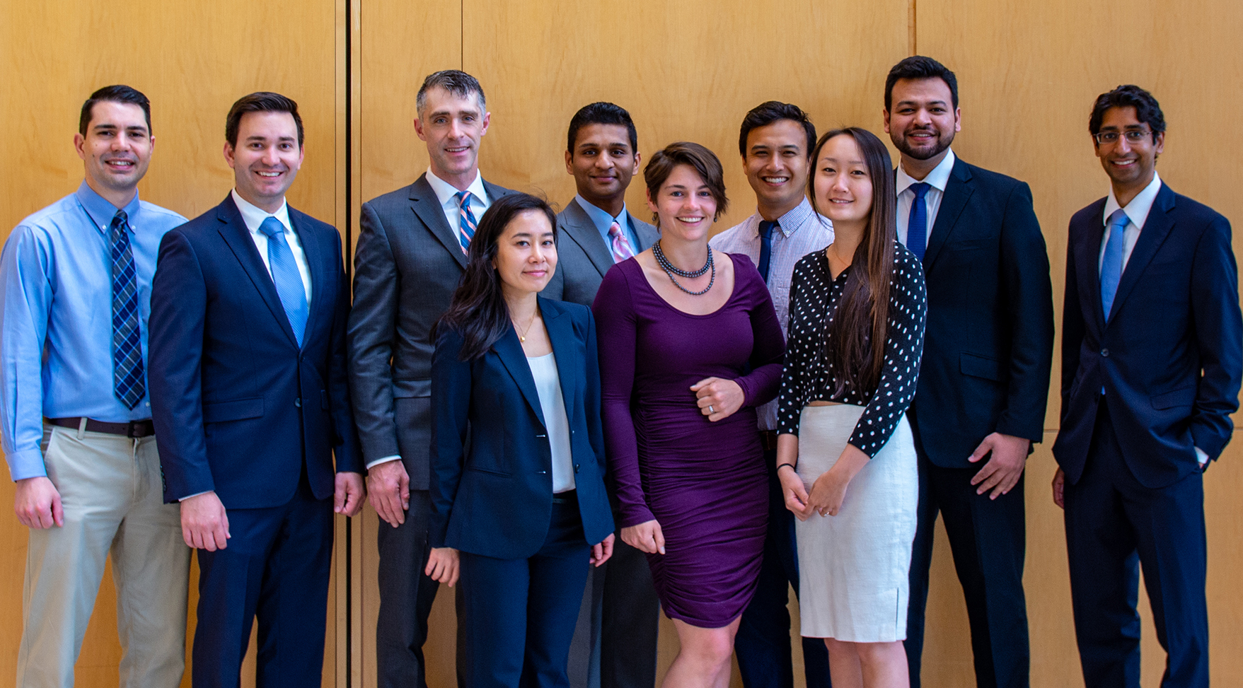 Photo of 2019 Vascular Surgery Residents