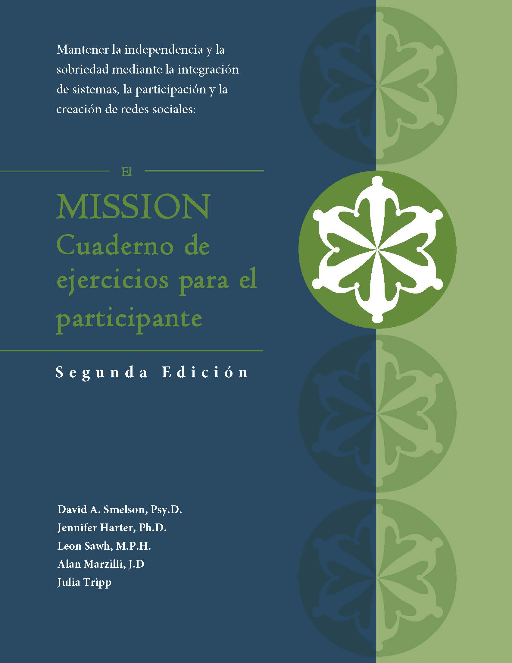 The MISSION participant workbook second edition Spanish edition