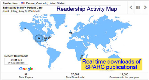 Readership Activity Map