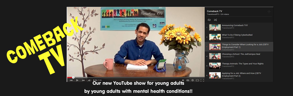 Youth Voice Comeback TV image