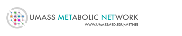 UMass Metabolic Network
