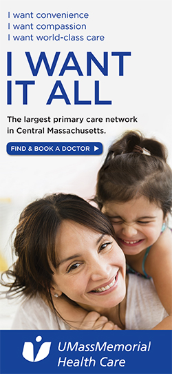 UMass Memorial Primary Care ad