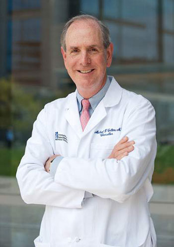 UMMS Chancellor, Michael F. Collins, MD, FACP, Professor, Quantitative Health Sciences and Medicine, and Senior Vice President for the Health Sciences
