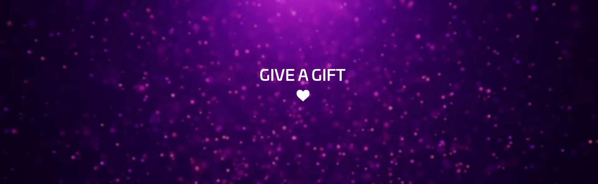 Give a Gift - Help us find a cure for vitiligo!